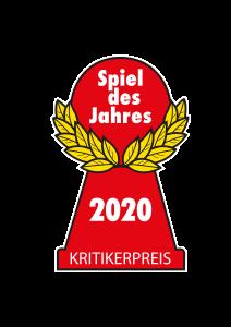 Spiel des Jahres 2020